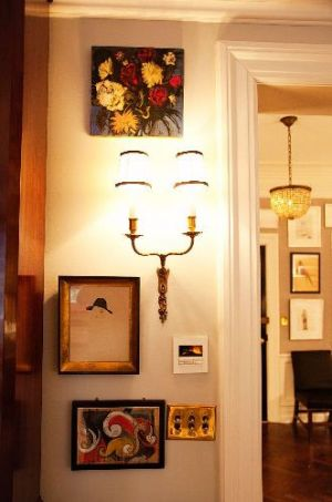 Wall space - Inside the home of ANDY SPADE AND KATE SPADE in NYC.jpg